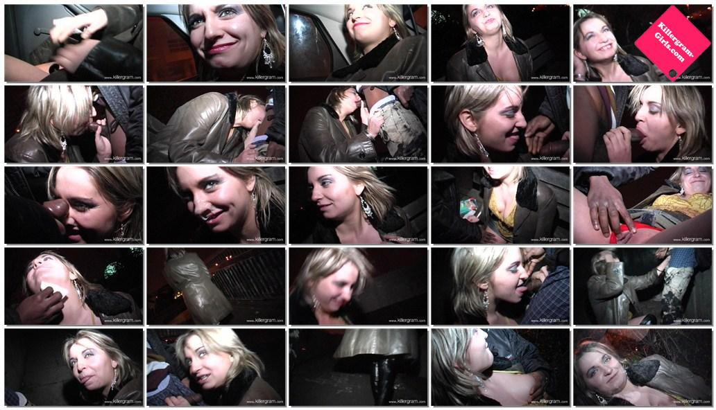 Kimberly Thame - On a Dogging Mission