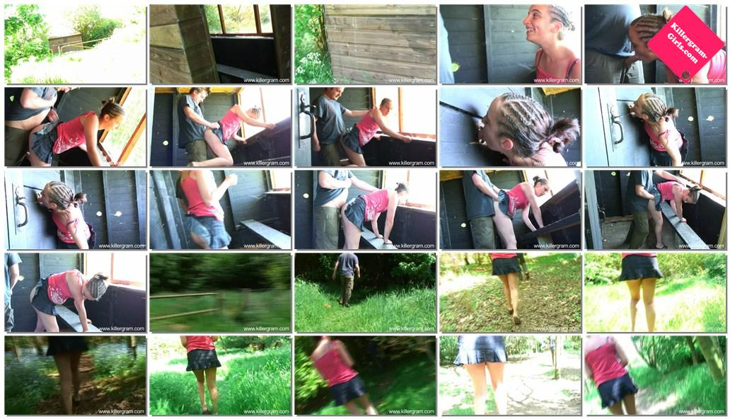Natasha Roberts - The Dogging Glory Hole